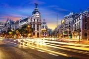 Вечерний Мадрид // ventdusud, shutterstock.com