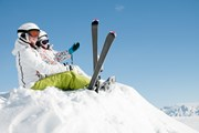 В Чехии можно покататься на лыжах.  // gorillaimages, Shutterstock.com