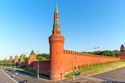 Российские туристы стремятся в Москву. // kosmos111, shutterstock