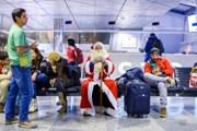 Праздник - даже в аэропорту.  // finavia.fi
