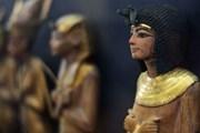 В Каирском музее открыта галерея Тутанхамона. // AFP