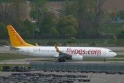 Самолет Pegasus Airlines // Travel.ru