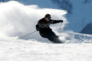 Погода не помешала открыть сезон в срок.  // Villars Tourism, Switzerland, villars.ch