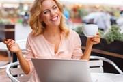 Туристам нравится наличие интернета повсеместно. // Nejron Photo, Shutterstock.com