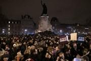 Демонстрация в Париже // AFP