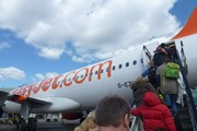 Самолет easyJet // Travel.ru
