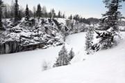 Карелия - лидер среди зимних направлений для отдыха в России. // Tutti Frutti, shutterstock.com