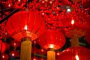 В 2015 году Новый год по лунному календарю отмечают 19 февраля.  // wong yu liang, Shutterstock.com