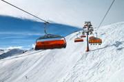 В Ишгле - около 70 сантиметров снега.  // Anton Chygarev, Shutterstock.com