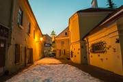 Вильнюс - в числе наиболее популярных у россиян городов.  // krivinis, Shutterstock.com