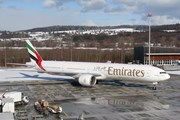 Самолет Emirates // Travel.ru