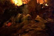 Пещера известна своими причудливыми геологическими образованиями.  // Pablox, Wikipedia