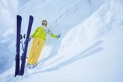 Катание возможно до середины апреля.  // Sergey Novikov, Shutterstock.com