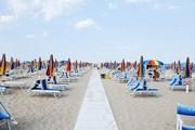Самый большой объединенный пляж итальянской Ривьеры появился в Римини. // Siri B.L., Flickr