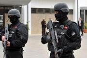 В Тунисе усилены меры безопасности. // Belaid, AFP