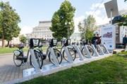 Первые полчаса проката велосипеда - бесплатно. // Георгий Султанов, Yopolis.ru