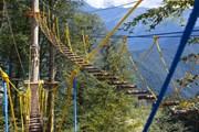 Летний отдых в горах будет интересным.  // rosaski.com