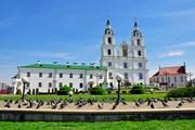 В 2015 году россияне чаще выбирают для путешествия Минск. // Arseniy Krasnevsky, shutterstock.com