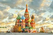 Москва - лидер рейтинга столиц стран СНГ // Reidl, shutterstock.com