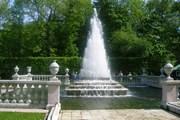 В Петергофе фонтаны заработают 25 апреля.