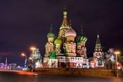 Красная площадь - центр притяжения туристов. // Elena11, shutterstock.com