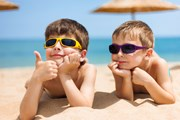 Детские пляжи разрешено делать закрытыми.  // Alena Root, Shutterstock.com