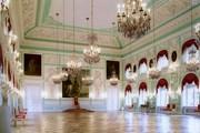 Тронный зал Большого Петергофского дворца // peterhofmuseum.ru