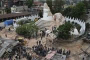 Непал пережил сильнейшее землетрясение. // nbcnews.com