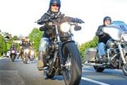Bike Week состоится в сентябре.  // hogeuropegallery.com