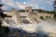 Водопад запускают не так уж часто.  // Lisa-Lisa, Shutterstock.com