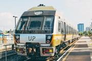 Поезд UP Express // upexpress.com