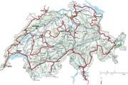 Маршрут Grand Tour опоясывает всю Швейцарию.