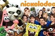 Любимые герои мультфильмов - в центре Лондона. // Nickelodeon TV