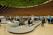 Новый пункт контроля безопасности в аэропорту Амстердама // schiphol.nl
