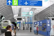 Предполагаемый вид аэропортовой станции в Хельсинки // finavia.fi