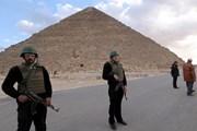 Власти Египта стараются обеспечить безопасность туристов. // Khaled Elfiqi , EPA