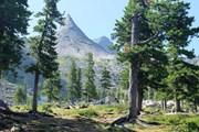 """Парк """"Ергаки"""" привлекает туристов нетронутой природой. // Творогов А.Е., wikipedia.org"""