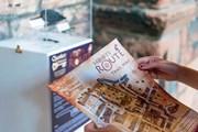 Туристы могут воспользоваться специальной картой, чтобы обойти всю необычную экспозицию. // chesterchronicle.co.uk