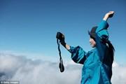 Туристы смогут опубликовать селфи прямо с вершины Фудзи. // Gettyimages
