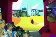 В новой зоне отдыха детям не будет скучно. // futuretravelexperience.com