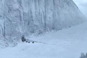 """Неприступная Стена из """"Игр престолов"""" // HBO"""