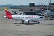 Самолет Iberia // Travel.ru