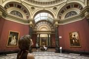 Доступ в залы музея ограничен. // europe.org.uk