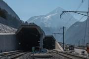 Самый длинный тоннель откроется в 2016 году // alptransit.ch