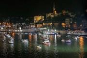 Украшенные лодки пройдут по реке Сава. // seebiz.eu