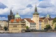 Прага - самый популярный зарубежный город у россиян этим летом.