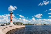Санкт-Петербург признан лучшим туристическим направлением Европы. // Valeri Potapova, shutterstock
