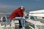 Наушники и специальное приложение спасут от морской болезни.