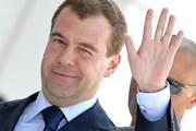 В каких отелях жил Дмитрий Медведев? // g8italia2009.it