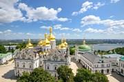 Киев - в тройке лидеров по популярности у российских туристов.